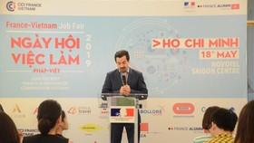 Ngày hội việc làm Pháp - Việt năm 2019