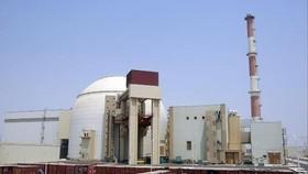 Các lò phản ứng hạt nhân chính tại Bushehr, nằm cách Tehran 1.200 km về phía nam. Ảnh: REUTERS