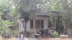 Hình ngôi nhà tại xã Trà Cổ, huyện Tân Phú