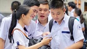 Trường Phổ thông Năng khiếu TPHCM công bố điểm chuẩn vào lớp 10