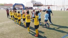 Trận đấu giữa Serranos B và Benicalap C.