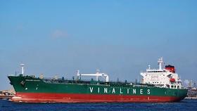 Một tàu chở hàng của Vinalines