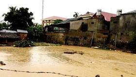 Lũ quét trên các sông suối nhỏ và sạt lở đất có khả năng xảy ra tại các tỉnh ở vùng núi phía Bắc