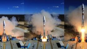 Nga phóng 73 vệ tinh lên quỹ đạo
