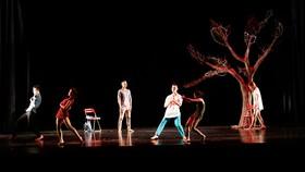 Vở múa Đi qua tình yêu sẽ trình diễn trong Liên hoan Giai điệu mùa thu 2017