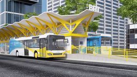 TPHCM ngưng triển khai tuyến xe buýt nhanh