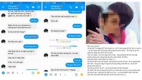 Những tin nhắn yêu đương mùi mẫn của học sinh cấp 1, cấp 2 trên mạng xã hội