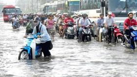 Cảnh báo lũ trên sông Đồng Nai và tổ hợp bất lợi khi triều cường