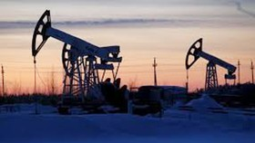 Giá dầu thế giới tăng do cắt giảm sản lượng