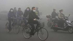 17 triệu trẻ em chịu ô nhiễm không khí nặng