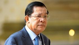 Thủ tướng Campuchia Hun Sen. Ảnh: REUTERS