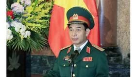 Thượng tướng Phan Văn Giang. Ảnh: TTXVN