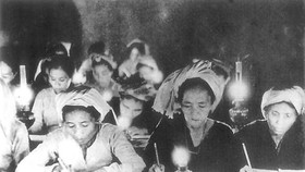 Giáo dục Nam bộ thời kháng chiến đã lập nhiều kỳ tích