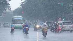 Thời tiết miền Nam vẫn xấu