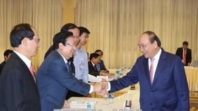 Thủ tướng Nguyễn Xuân Phúc tại Hội nghị