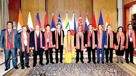 Các quan chức cấp thứ trưởng ngoại giao Ấn Độ và ASEAN tham dự Đối thoại Delhi lần thứ 10