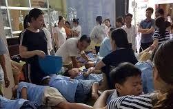 280 học sinh ngộ độc thực phẩm ở Ninh Bình đã hồi phục