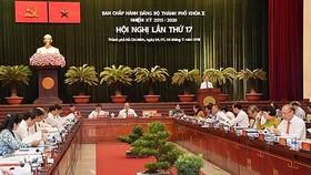 Hội nghị lần thứ 17 Ban Chấp hành Đảng bộ TPHCM khóa X