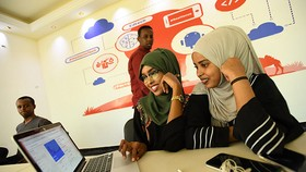 Hội nghị khởi nghiệp công nghệ đầu tiên ở Somalia