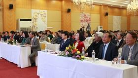 Các đại biểu tham dự Lễ kỷ niệm. Ảnh: kinh tế đô thị