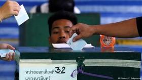 Hơn 7.400 ứng viên tham gia tổng tuyển cử tại Thái Lan