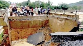 1 người chết, 4 người bị thương vào đầu mùa mưa