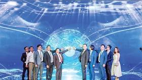Lễ ký kết hợp tác và ra quân dự án Lagoona Bình Châu