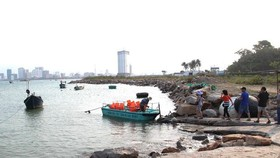 Dự án Nha Trang Sao lấp lấn biển Nha Trang