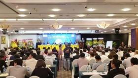 Quang cảnh Đại hội lần thứ 2 Hội đồng Doanh nghiệp và Nhà đầu