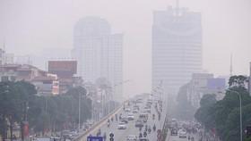 Hà Nội: Nồng độ bụi mịn PM 2.5 đáng báo động