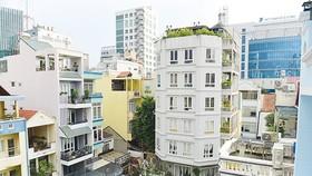Công trình nhà 29 Nguyễn Bỉnh Khiêm, quận 1: Chưa thực hiện cưỡng chế, vẫn để tiếp tục xây sai