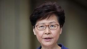 Trưởng Đặc khu hành chính Hồng Công Lâm Trịnh Nguyệt Nga