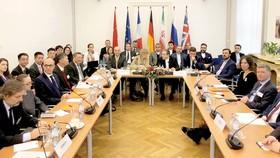 Các bên tham gia cuộc họp tại Vienna, Áo