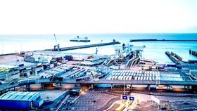 Cảng Dover - cầu nối giao thương của Anh với Liên minh châu Âu