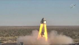 Boeing cho ra mắt tàu vũ trụ Starliner mới