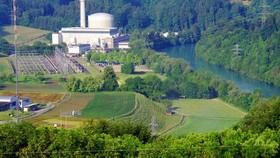 Nhà máy điện hạt nhân Muhleberg. Ảnh: Arup