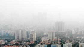 Chất lượng không khí các tỉnh phía Bắc tiếp tục xấu