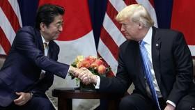 Thỏa thuận thương mại Mỹ-Nhật Bản về cắt giảm thuế bắt đầu có hiệu lực. Ảnh: Reuters