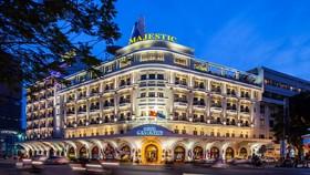 Khách sạn Majestic, một trong 50 khách sạn 4-5 sao thuộc Saigontourist Group