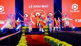 Lễ khai mạc Hội hoa xuân Phú Mỹ Hưng năm 2020