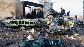 Hiện trường vụ tai nạn. Ảnh: Getty Images