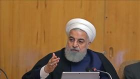 Tổng thống Iran Hassan Rouhani. Ảnh: TTXVN