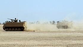 Iraq: Căn cứ quân sự lại bị tấn công