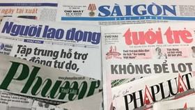 TPHCM phê duyệt đề án sắp xếp báo chí đến năm 2025
