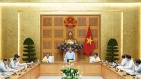 Quang cảnh cuộc họp. Ảnh: VGP/Quang Hiếu