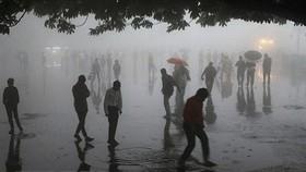 Ấn Độ: Mưa to và sấm sét làm hơn 130 người chết