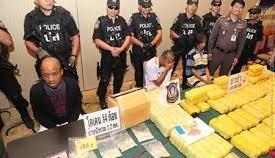 Truy lùng mạng lưới rửa tiền ma túy