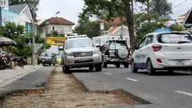 Không cấp phép đào đường các dự án không có kế hoạch chung