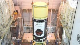 Tàu vũ trụ Hope Probe của UAE. Ảnh: The National/TTXVN