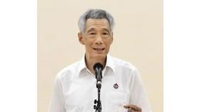 Thủ tướng Singapore Lý Hiển Long. Ảnh: TTXVN